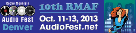 Rocky Mountain Audio Fest 2013